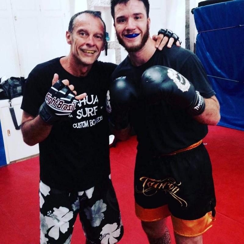 Jiu Jitsu no MMA