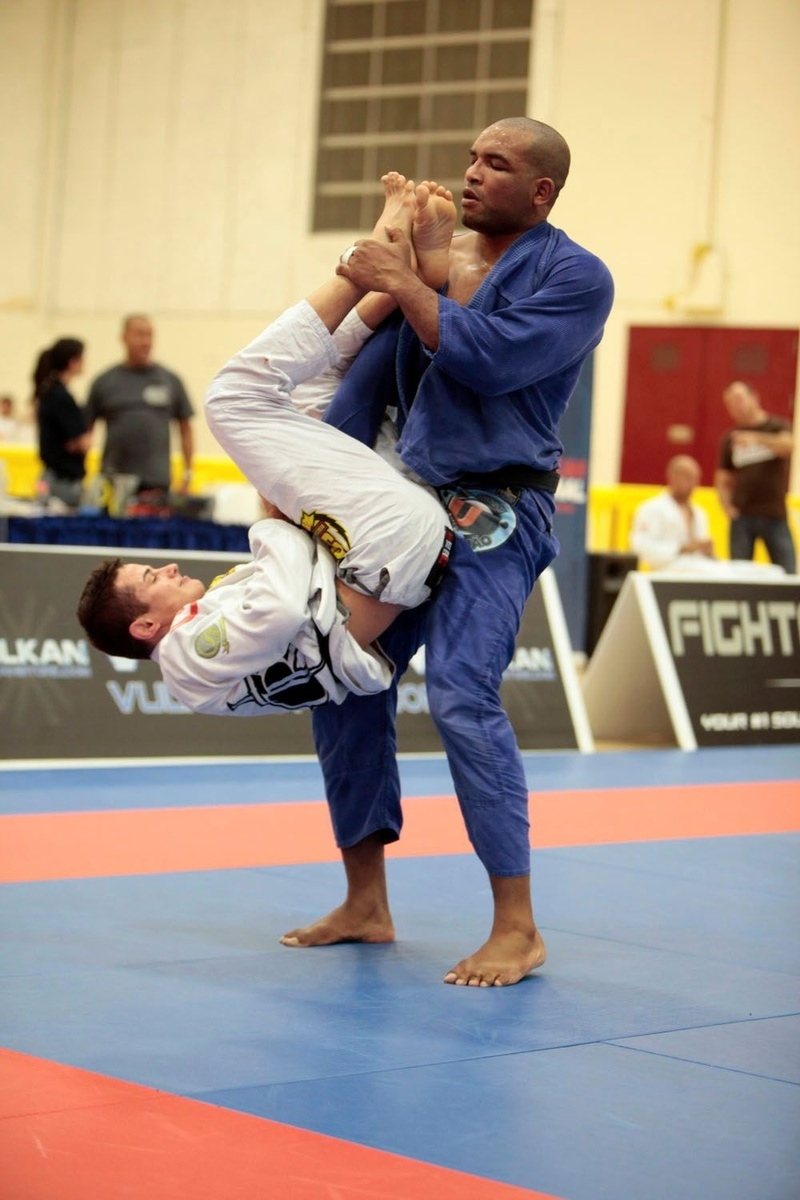 Bruno Batos vs Caio Terra at Nationals