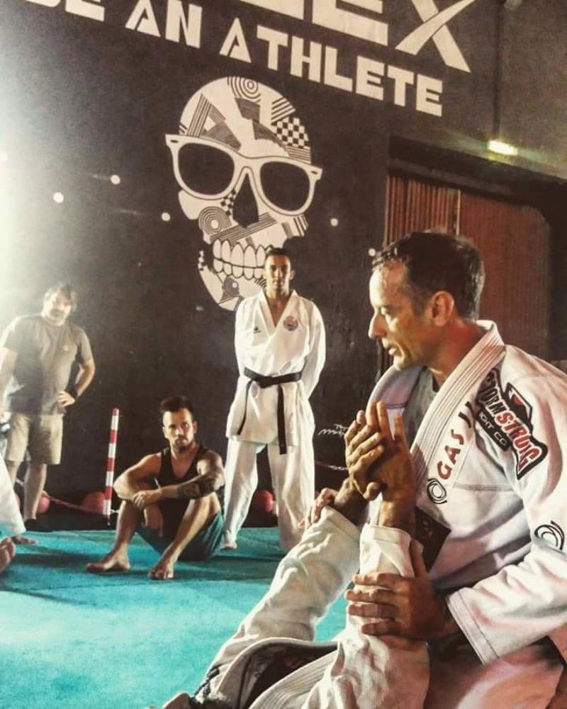 Jiu Jitsu é uma ponte entre pessoas