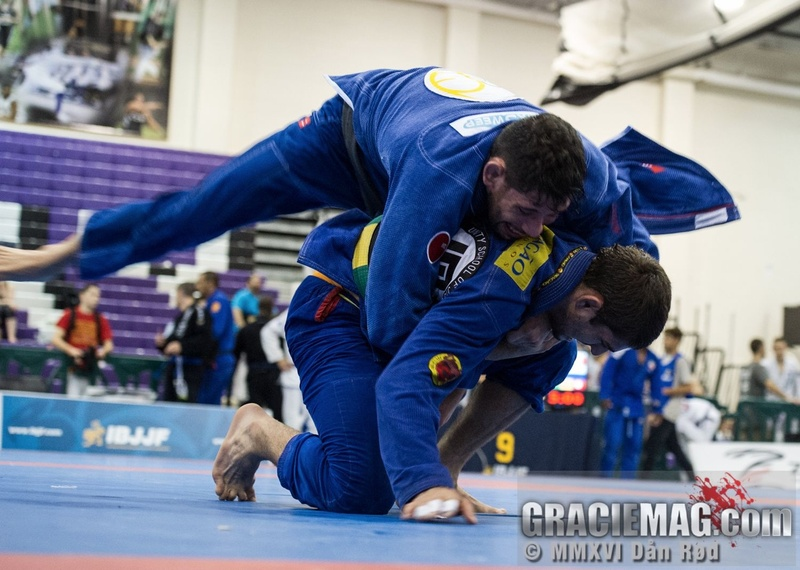 2016 New York Summer International Open Jiu-Jitsu IBJJF Championship