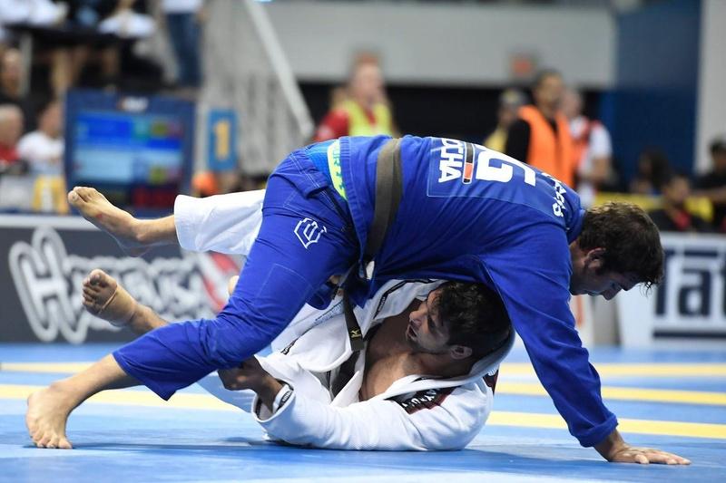 BJJ Worlds 2016: Marcus Buchecha vs. João Gabriel Rocha