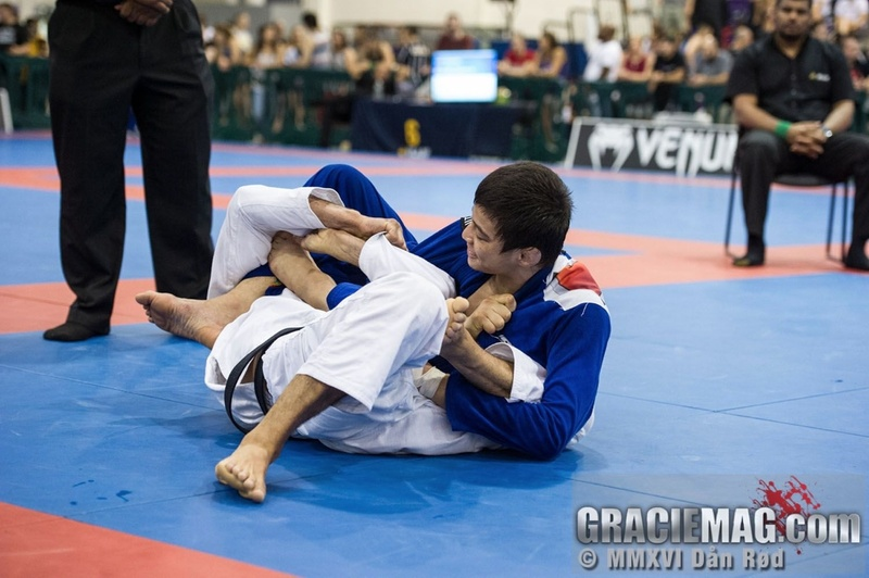 New York Open Jiu-Jitsu 2016: João Miyao vs. Bruno Braz at light featherweight final