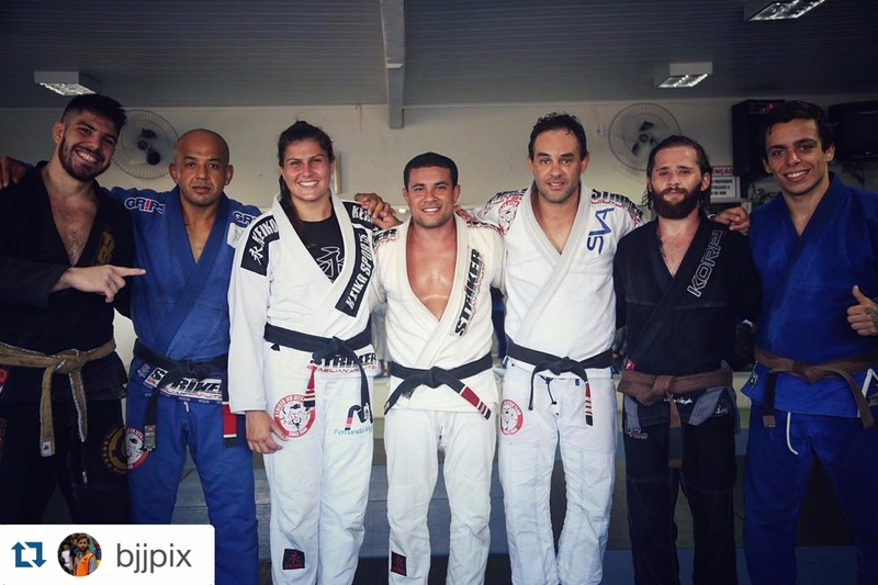 Striker Team Jiujitsu
