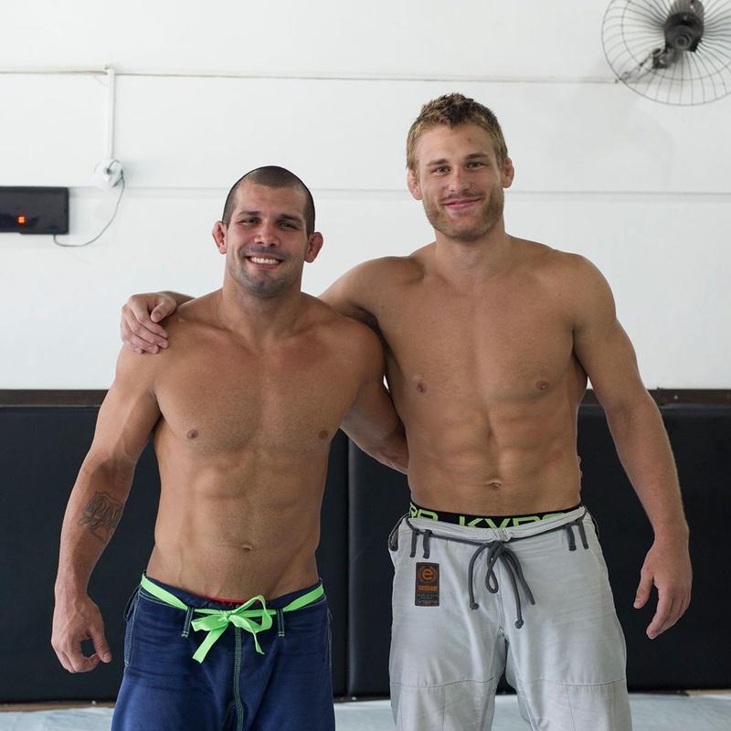 Bastidores: Rodolfo Vieira e sua estreia no MMA