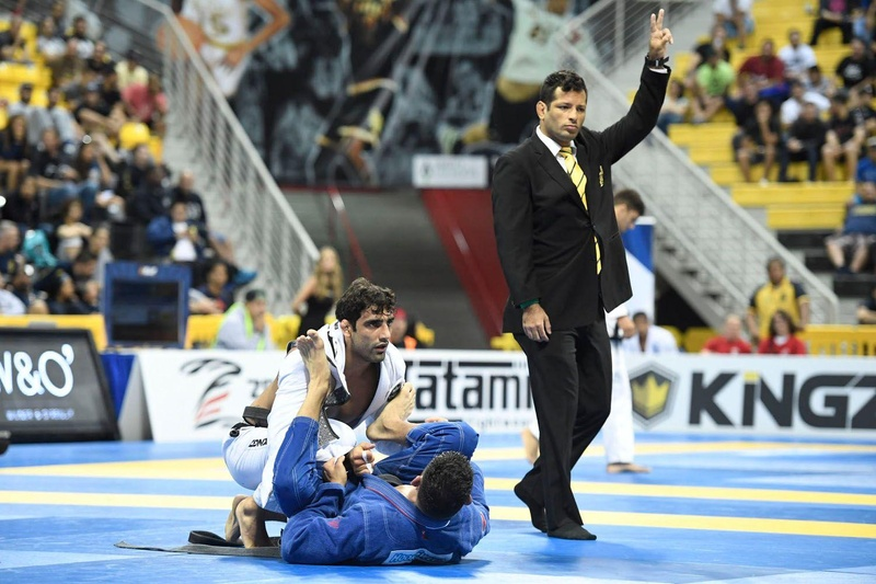 BJJ Worlds 2016: Leandro Lo vs. Matheus Diniz