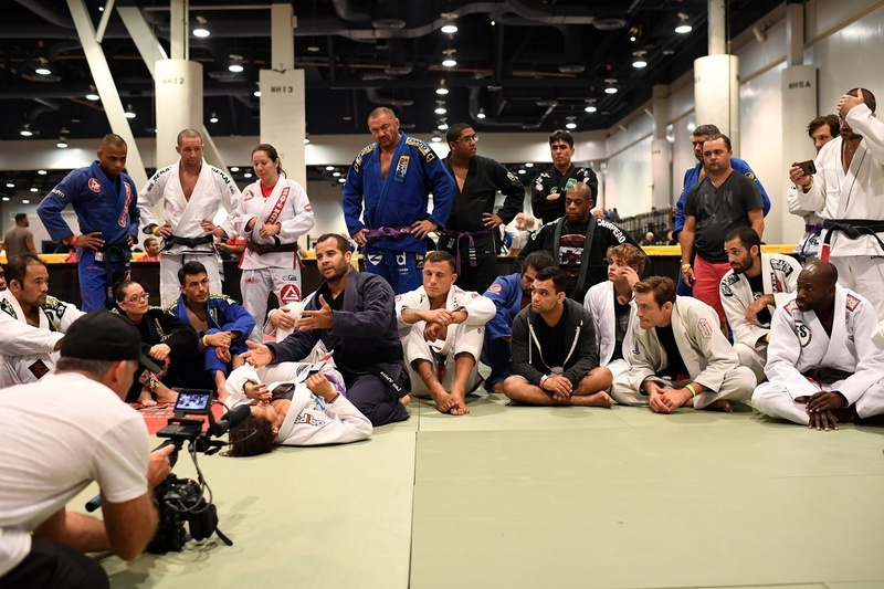 JJ seminars: Léo Vieira teaches his techniques on last day of Evexia