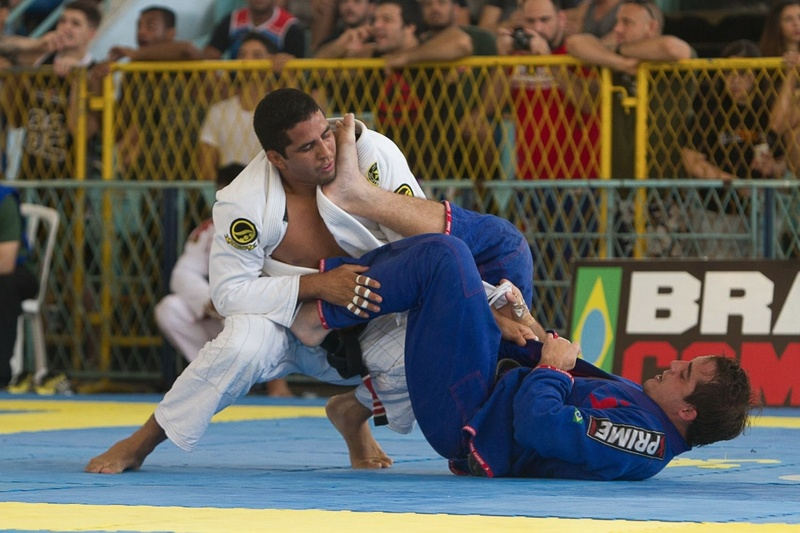 Brazil Teams' National 2016: Brazilian Jiu-Jitsu in the family