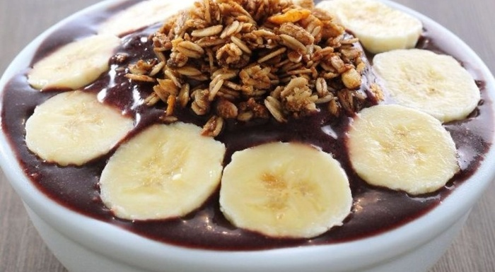 BJJ diet: Learn how to prepare an antioxidant açaí superbowl