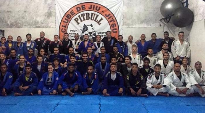 Clube de Jiu-Jitsu Pitbull - Vitória