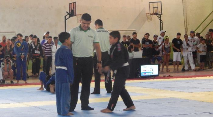 Ruan Sousa Campeão do I Open Castanhal de Jiu-Jitsu