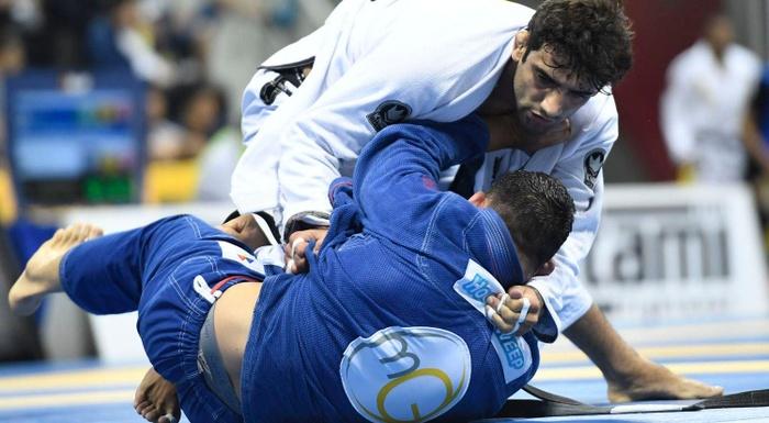 BJJ Worlds 2016: Leandro Lo vs. Matheus Diniz
