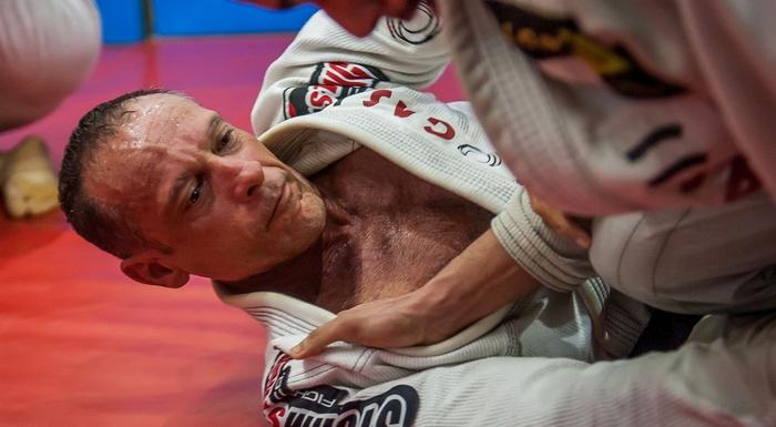 Não deixe de treinar quando as coisas não estão bem, você deve fazer o inverso, treine Jiu Jitsu!