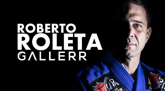 Brazilian Jiu-Jitsu lesson: Roberto Roleta talks about strategy and shows his most effective sweep