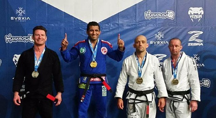 IBJJF VEGAS OPEN 2016 CHAMPION!