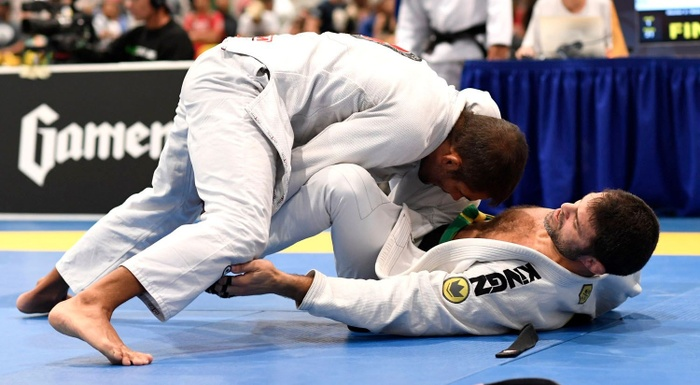 BJJ World Master 2016: Cassio Werneck vs. Paulo Guillobel