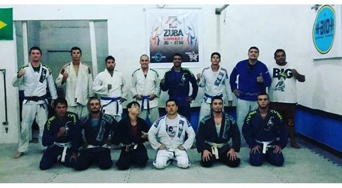 Zuba Combat /ocs