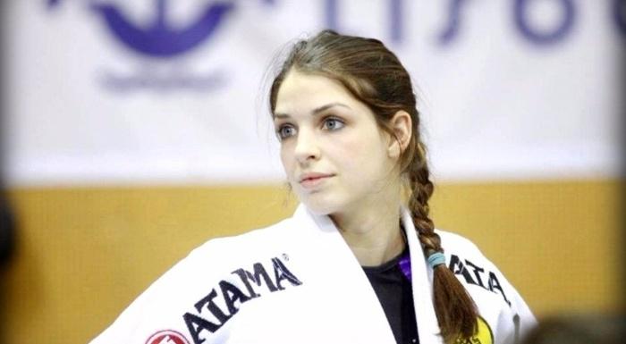 Brazilian Jiu-Jitsu lesson: Mackenzie Dern teaches the koala guard