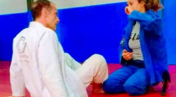 Cuidado com a sua saúde e respeito com a saúde dos seus parceiros de treino