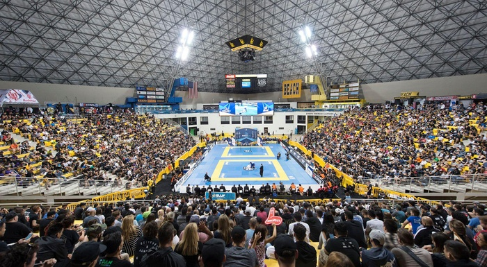 BJJ Worlds 2016: complete results