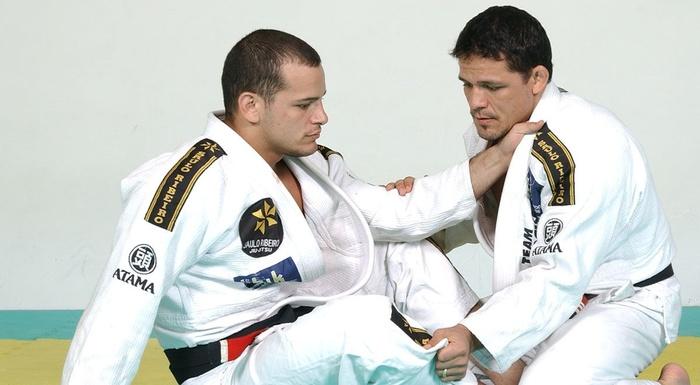 Saulo Ribeiro will help you to pass guards
