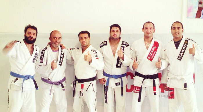Ryan Gracie Team