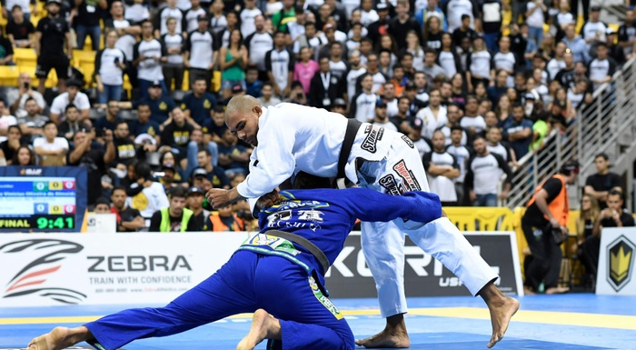 BJJ Worlds 2016: The champion is back!
