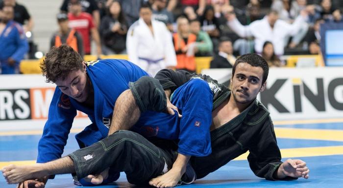 """Joao Pedro Mendes """"Bisnaga"""" makes his way to the Brazilian Jiu-Jitsu world championship title"""