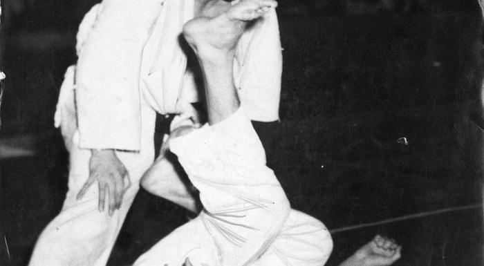 Brazilian Jiu-Jitsu classics