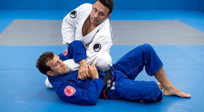 Mastering Brazilian Jiu-Jitsu
