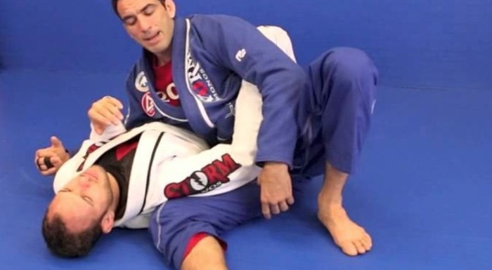 BJJ fundamentals: attacks from side control