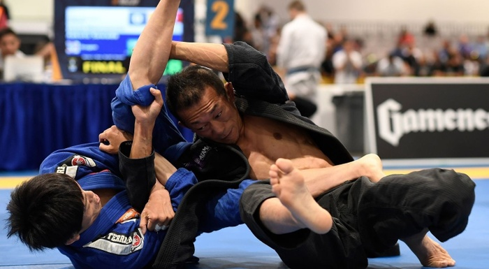 #worldmaster2016: Black belt master-3 complete results