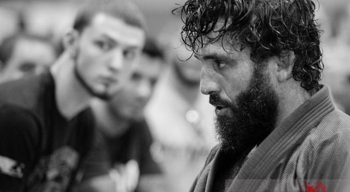 Kurt Pellegrino at New York Open Jiu-Jitsu 2016 heavyweight final