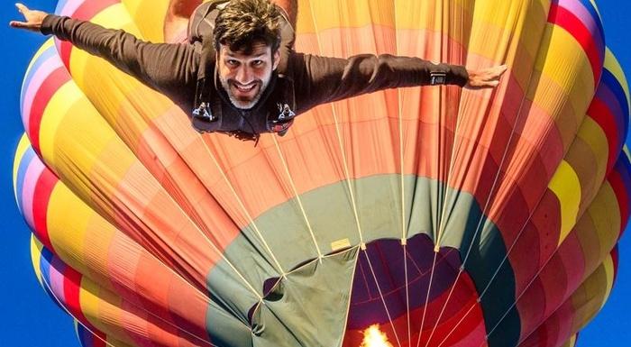 Balloon Jump at Skydive Perris
