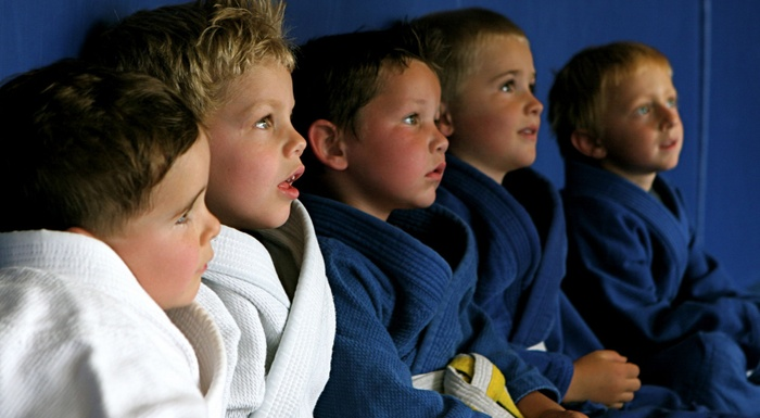 BJJ Kids: why are the gentle art for children so awesome?