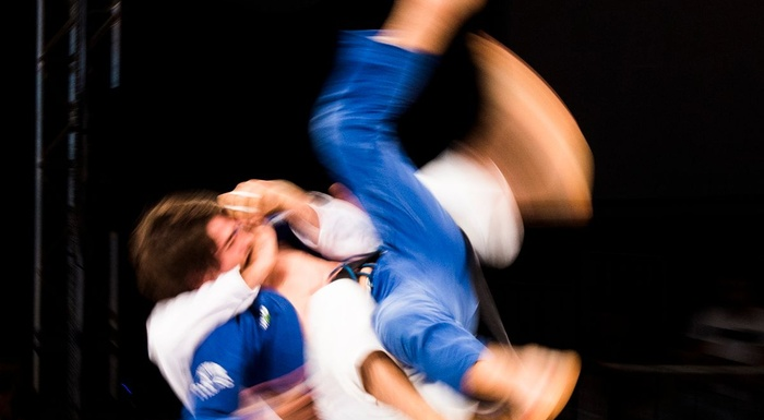 BJJ in movement