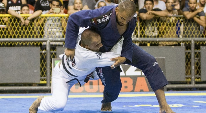 Rio Winter International Open Jiu-Jitsu:  Erberth Santos vs. Patrick Gaudio and Bia Mesquita vs. Nadia Melo
