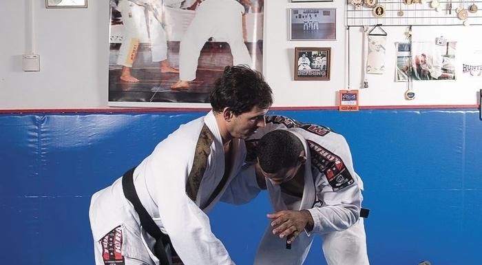 BJJ techniques: Ronaldo Jacaré teaches how to frustrate stallers
