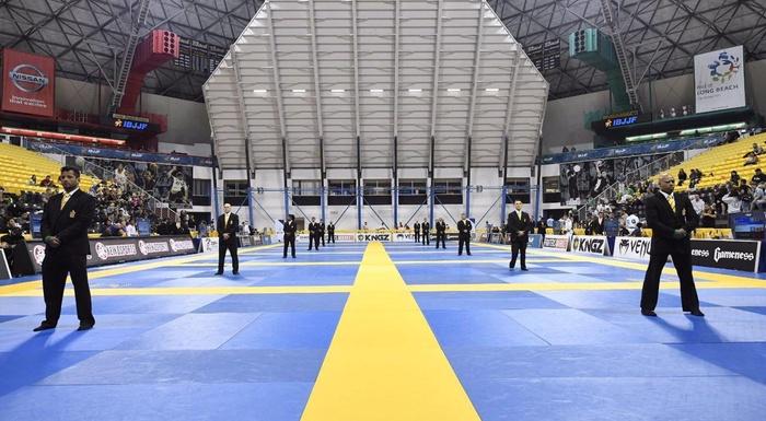 The 2016 World Brazilian Jiu-Jitsu Championship has started
