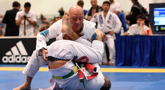 Carlson Gracie Team wins the World Master 2016