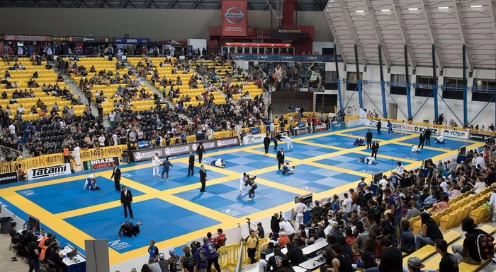 BJJ Worlds 2016: Day One Complete Results