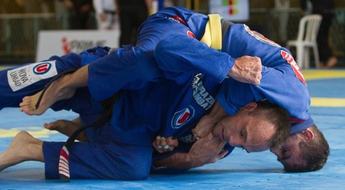 Brazil Teams' National 2016: Lightweight final match Gracie Barra vs. Nova União