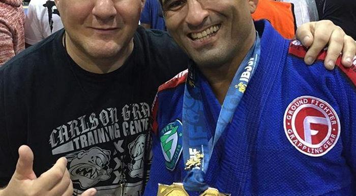 IBJJF WORLD MASTER CHAMPIONSHIP 2015