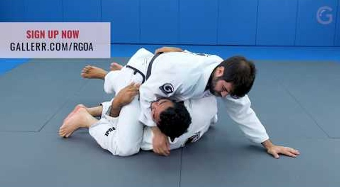Basic half-guard concepts