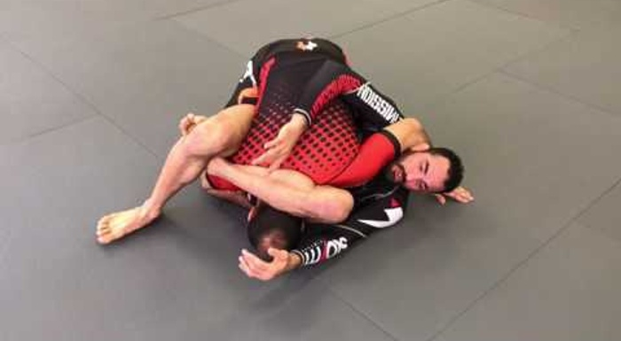 BJJ: Braulio Estima teaches his deadly inverted triangle