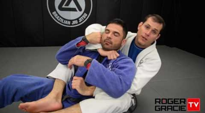 BJJ: The detail you need to finish from the back, with Roger Gracie