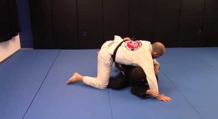 Brazilian Jiu-Jitsu lesson: Rafael Formiga teaches a duck-under sweep from butterfly guard