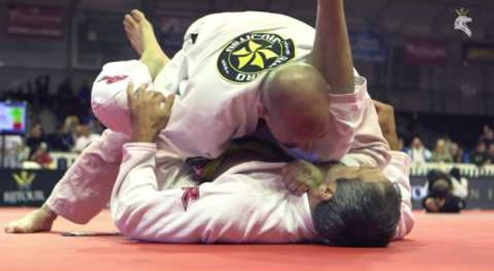 BJJ Tour U.S. Open: Highlights of Master Black Belt
