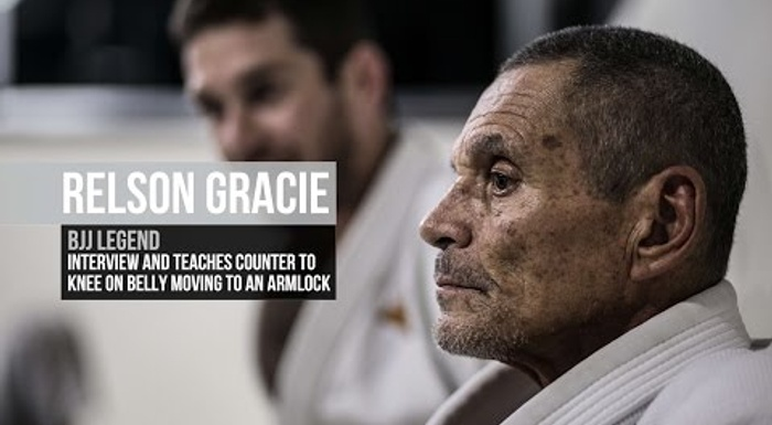 Relson Gracie explains the stress placed by Helio Gracie on repeating BJJ positions, and teaches a defense against side control moving to an armbar