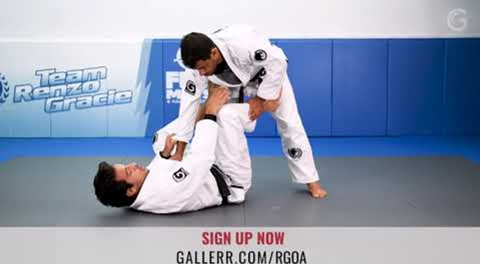 Use the lasso guard to control the passer
