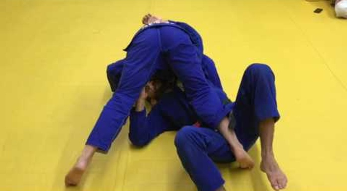 BJJ: Rafael Formiga teaches a sweep from butterfly guard with belt control
